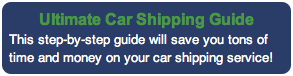 car shipping guide